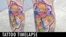 Tattoo Timelapse Josh Herman