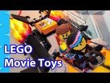 LEGO Movie Toys Nuremberg Toy Fair Preview