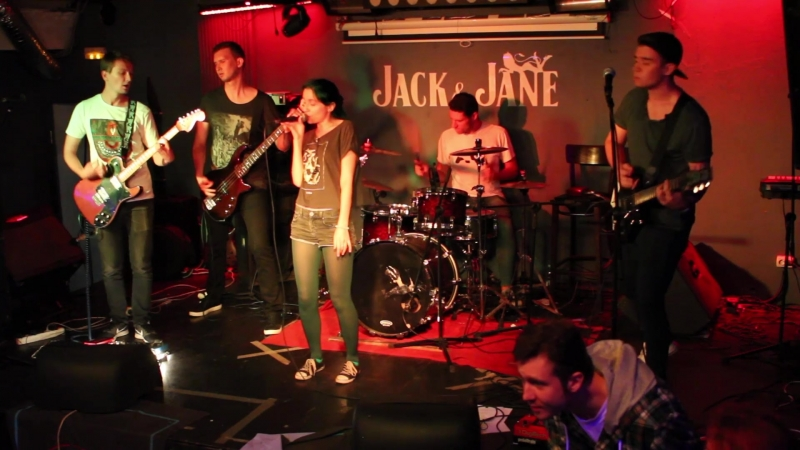 The All American Rejects Dirty Little Secret Jam cover