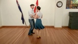2016-09-05 Rob &amp Emma Balboa Level 1 Bal-swing Throw-out Class Review