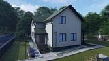 Проект дома в Кайково Архитектурная компания