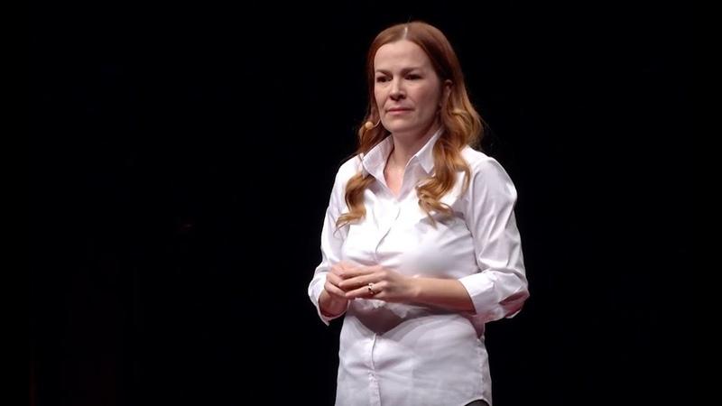 Sen Değiş - Dünyan Değişsin   Hale Caneroğlu   TEDxHisarSchool
