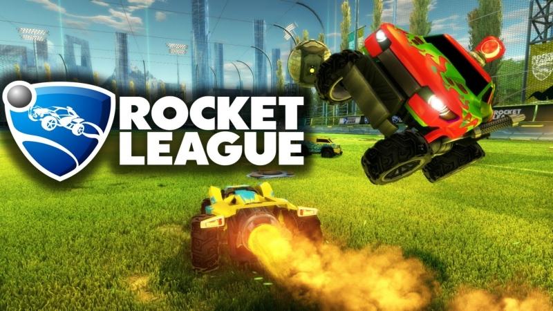 Rocket League - Тачки на прокачку )