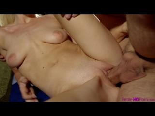 Petite HD Porn - Hot yoga [HD Porn, Blonde, Nice ass, Hardcore]