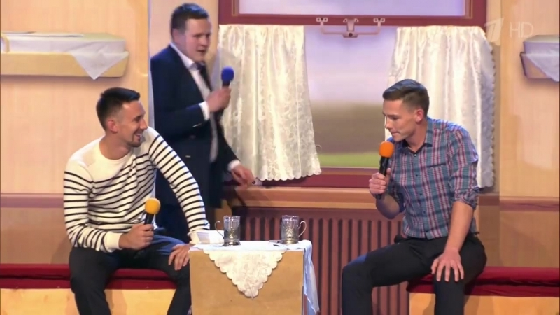 КВН Саратов - 2014 Высшая лига Вторая 12 КОП
