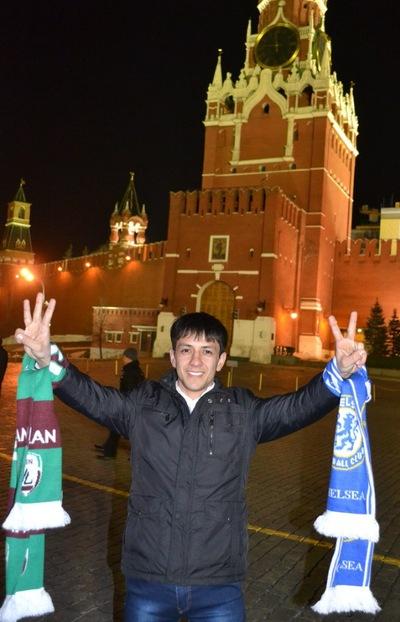 Батыр Хайдаров, 12 января 1988, Тверь, id170617344