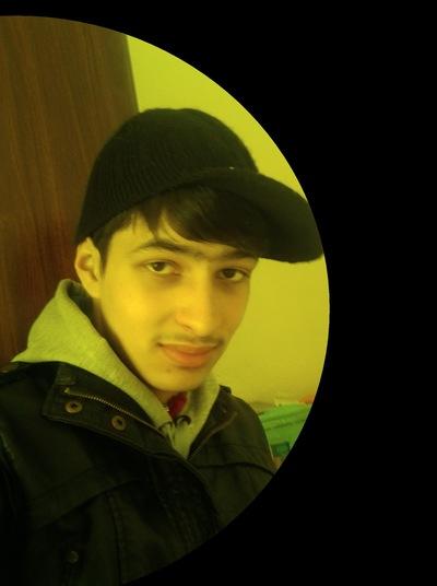Ниёзбек Неккадамов, 29 апреля 1996, Касимов, id201816855