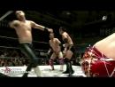 Kazumi Kikuta Fuminori Abe vs Shinobu Ryuichi Kawakami BJW