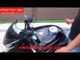 Обзор мотоцикла ZONGSHEN ZS250GS 2013 mototek