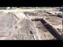 Археологические раскопки на стадионе «Химик» в Твери