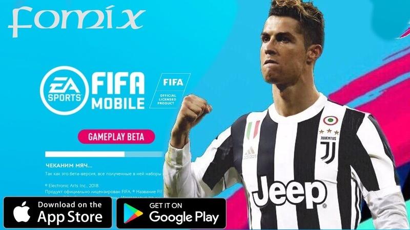 FIFA 19 mobile BETA - первый взгляд, обзор (Android Ios)