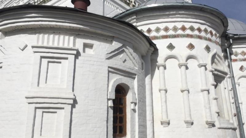 Свято-Троицкий женский монастырь в Муроме (Хранятся мощи Петра и Февронии)