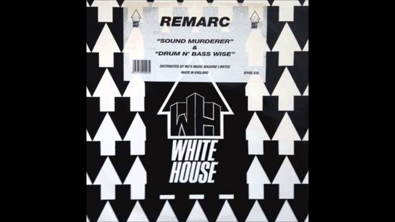 Remarc - Drum N' Bass Wise (1994) HQ