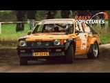 Best of Rally 2016  Rallyteam Wolves - Opel MantaKadett