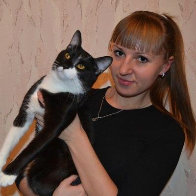 Наталья Макарова, 6 апреля 1990, Пенза, id35534781