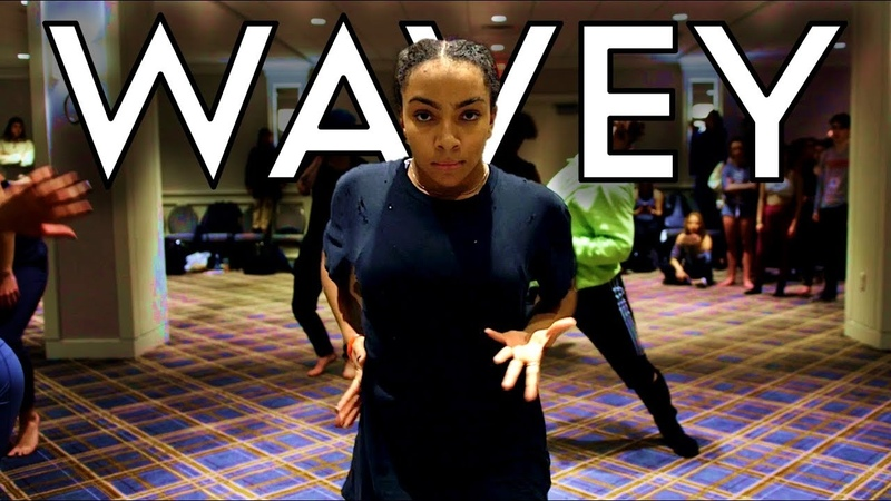 Wavey PART 1 - Cliq feat Alika | Radix Dance Fix Season 2 Boston | Brian Friedman Choreography