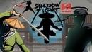 Shadow Fight 2 БОЙ С ТЕНЬЮ 2 ПРОХОЖДЕНИЕ - ПОБЕДИЛИ ОТШЕЛЬНИКА С КОГТЯМИ РЫСИ