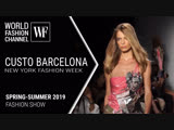 Custo Barcelona Spring-Summer 2019 | New York Fashion Week