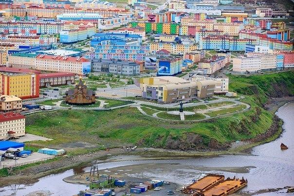 Чукотка - край прекрасный и суровый, загадочный и неповторимый, территория неизв...