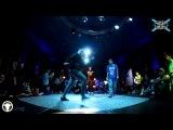 Awesome Battle | 8.12.13 | Hip-Hop Beginners | FINAL | Lera HOOKEDZ vs Vitalya
