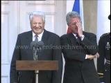 Сумасшедший смех Клинтона, Клинтон и Ельцин. Большой смех или много смеяться / Fou rire Clinton Eltsine the big laugh