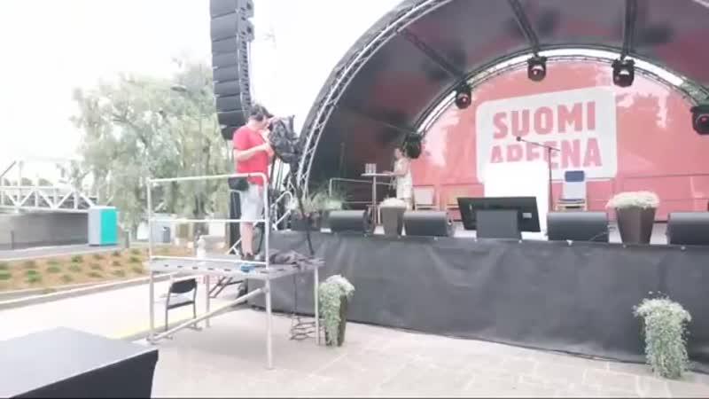 19.07.2018 Porin kansanmikkiin lapsikaupasta ja SKE_stä - YouTube (360p)