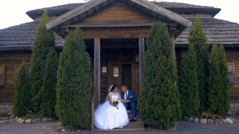 свадебный клип Артём и Алеся
