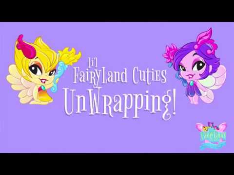 Fairyland Cuties UnWrapped