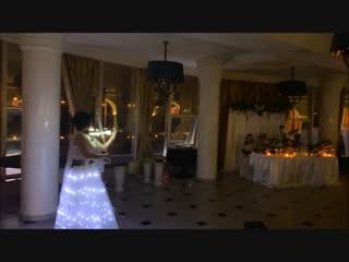 Свадьба Алины и Алексея 20.10.2018 Краснодар
