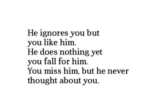 тебе он не нравится: