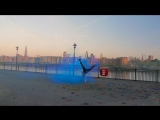 Breakdance with colored smoke by ALi Kubba