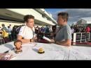 Lando Norris Jumps Into The Monkey Seat F1 Live at Suzuka