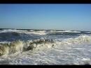 Шторм на азовском море маяк