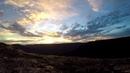 Sunset Time Lapse of Blue Mountains Australia