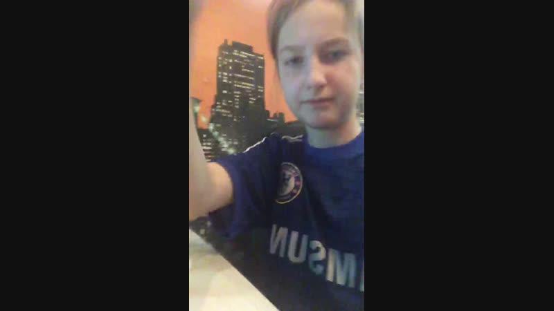 Вероника Кутафина Live