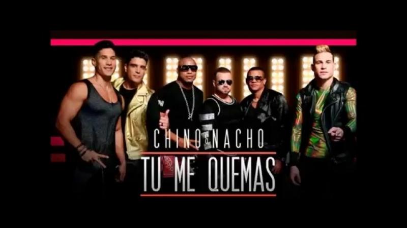 Me Quemas - SejixMusic (Hands up Remix)_(Chino Y Nacho)