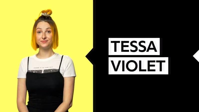 Разбор трека Crush Tessa Violet ПЕРЕВОД Genius FrankieStankee