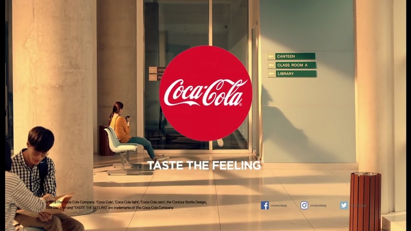 Coca Cola Asia - Good Afternoon - Canteen Commercial
