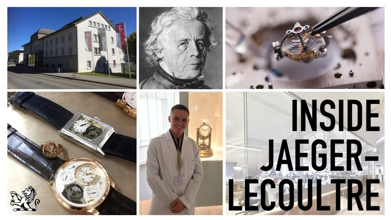 A Jaeger-LeCoultre Exclusive - Tour Of The Luxury Watchmaker, Grand Complications GyroTourbillon