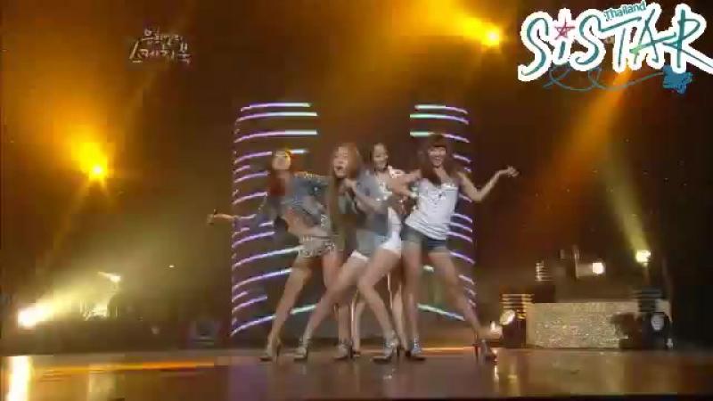 110513 Yoo Hee Yeols Sketchbook SISTAR - Push Push, How Dare You, Ma Boy