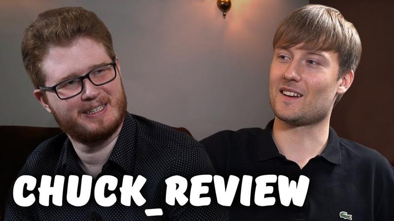 Chuck review плагиат BadComedian и деградация ТВ