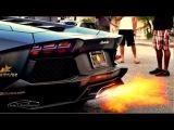 #LamborghiniAventador! #GoldRush #Rally 5 #Lamborghin i#Aventador - Не такчка, - ДРАКОН!