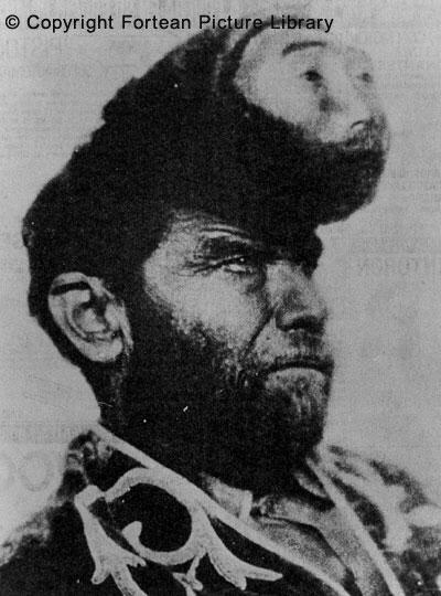 Человек с двумя лицами: Эдвард Мордрак