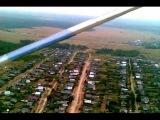 Пестяки - съемки с самолета Е-Стартера. с музыкой