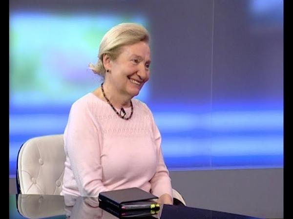 Преподаватель английского языка Ольга Спачиль владение иностранным языком — вопрос стратегический