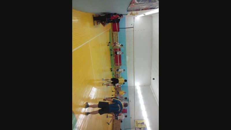 16 декабря волейбольная лига