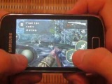Brothers In Arms 2 Global Front HD on Samsung GALAXY mini 2
