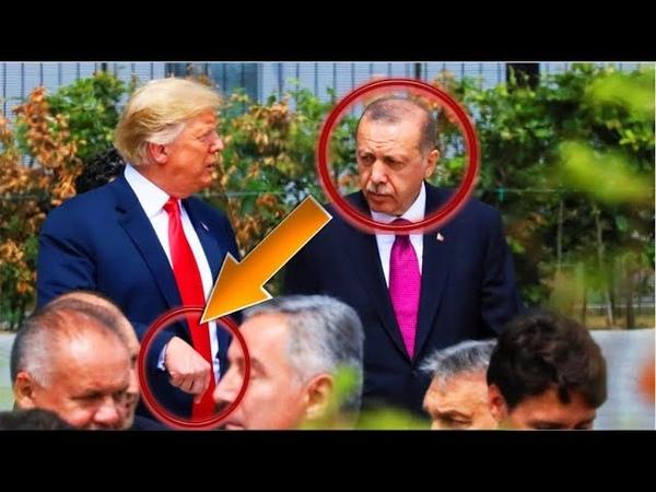 Erdoğanın Türkiyeyi gururlandıran 5 hareketi!