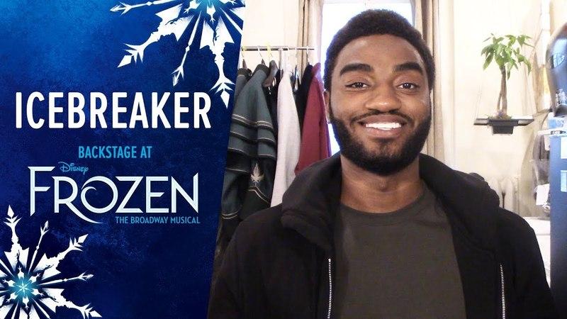 Episode 1: Icebreaker: Backstage at FROZEN with Jelani Alladin