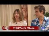 Entrevista a a Tini Stoessel Junto a Jorge Blanco España